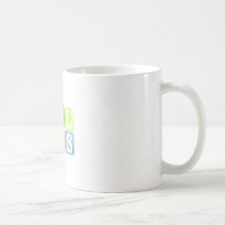 Lil sis classic white coffee mug