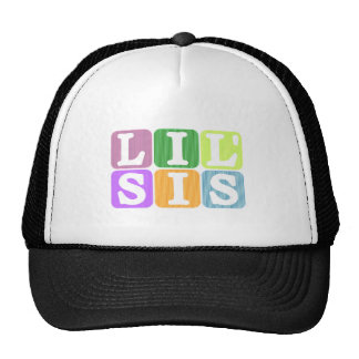 Lil sis mesh hat