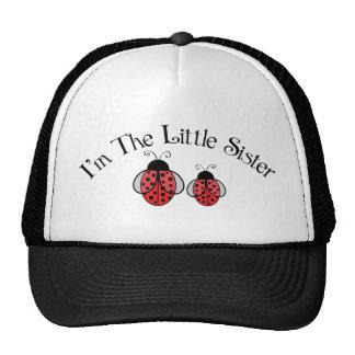 Lil Sis Ladybug Mesh Hat