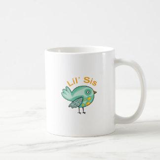 LIL SIS COFFEE MUG