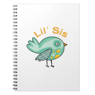LIL SIS NOTEBOOKS