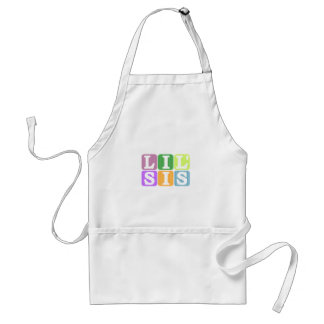 Lil sis standard apron