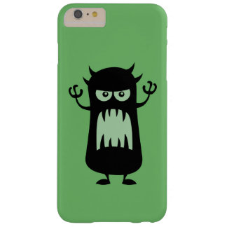 Lil Tall Monster Barely There iPhone 6 Plus Case