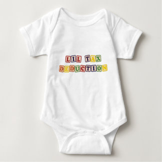 Lil' Tax Deduction Baby Bodysuit