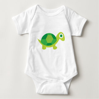 Lil Turtle Guy Baby Bodysuit