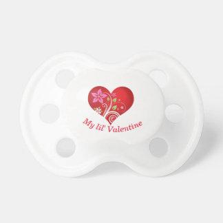 Lil' Valentine Pacifier