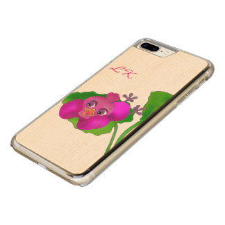 Lila is talking by The Happy Juul Company Carved iPhone 8 Plus/7 Plus Case