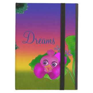Lila is talking by The Happy Juul Company Cover For iPad Air