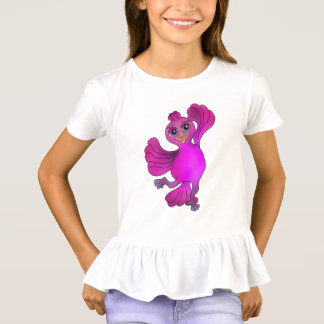 Lila loves dancing by The Happy Juul Company T-Shirt
