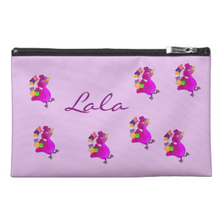 Lila loves Snowboarding by The Happy Juul Company Travel Accessory Bags