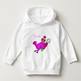 Lila Tennis by The Happy Juul Company Hoodie