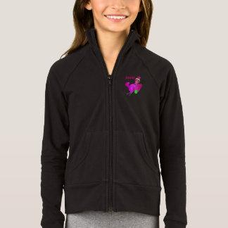 Lila Tennis by The Happy Juul Company Jacket