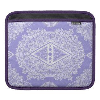 Lilac , Age of awakening, bohemian, newage iPad Sleeve