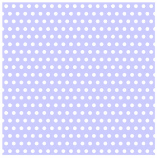 Lilac and White Polka Dot Pattern. Spotty. Photo Sculpture Keychain