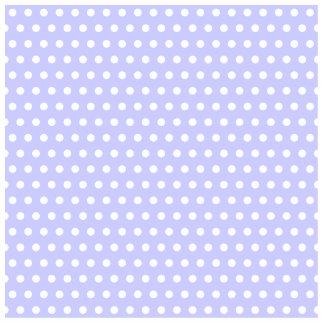 Lilac and White Polka Dot Pattern. Spotty. Photo Cutouts