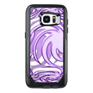 Lilac Ball OtterBox Samsung Galaxy S7 Edge Case