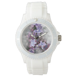 Lilac blooming watch