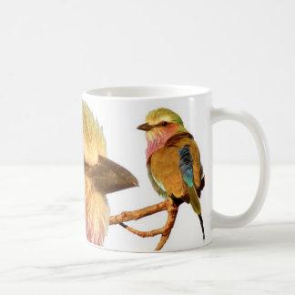 Lilac-breasted Roller (African bird) Mug