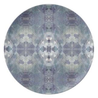 Lilac Chill Pattern Plate