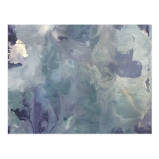 Lilac Chill Postcard