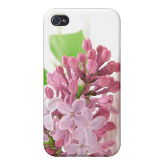 Lilac  cover for iPhone 4