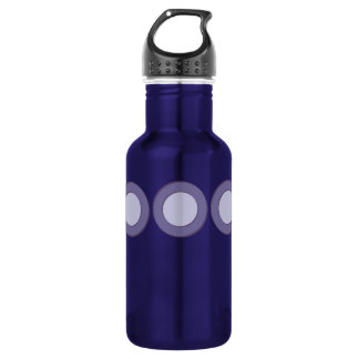 Lilac Dot 532 Ml Water Bottle