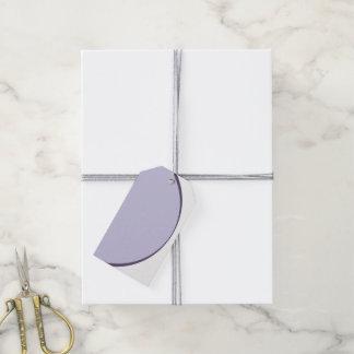 Lilac Dot Gift Tags