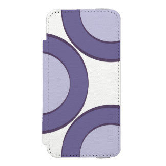 Lilac Dot Incipio Watson™ iPhone 5 Wallet Case