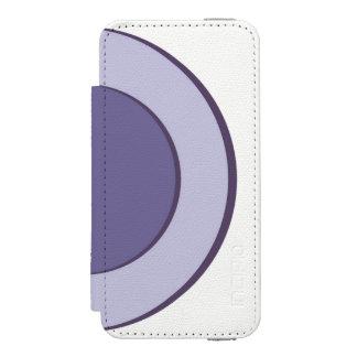 Lilac Dot Incipio Watson™ iPhone 5 Wallet Case