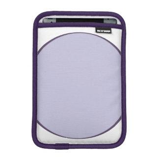 Lilac Dot iPad Mini Sleeve