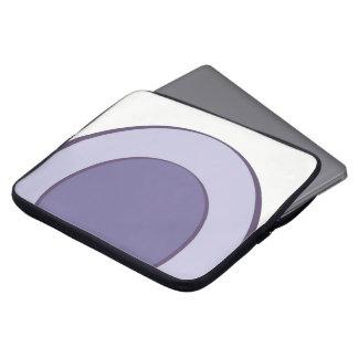 Lilac Dot Laptop Sleeve