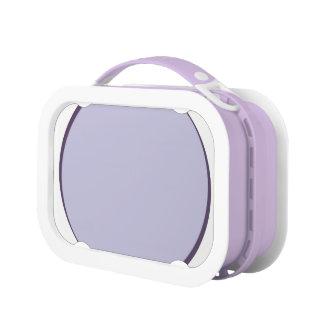 Lilac Dot Lunch Box