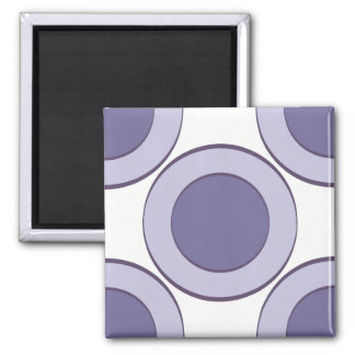 Lilac Dot Magnet