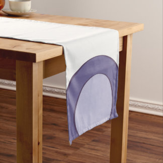 Lilac Dot Medium Table Runner
