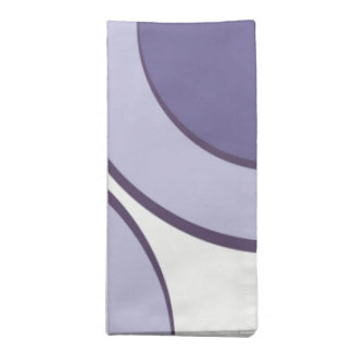 Lilac Dot Napkin