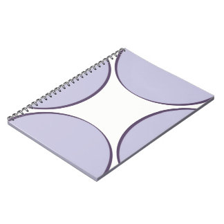 Lilac Dot Notebooks