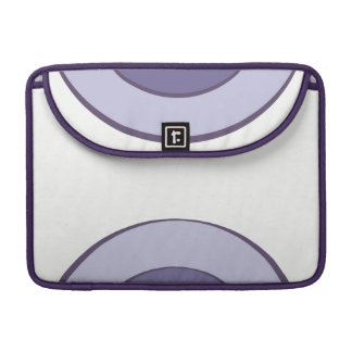Lilac Dot Sleeve For MacBook Pro