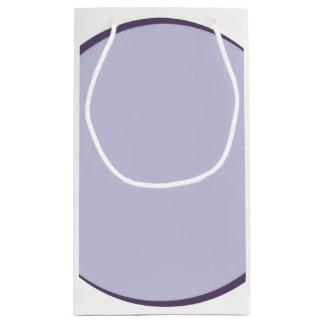 Lilac Dot Small Gift Bag