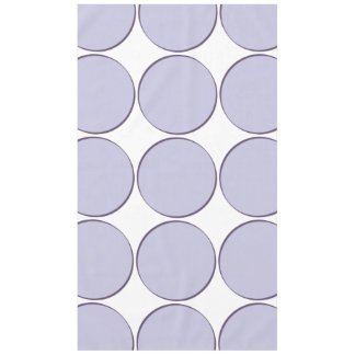 Lilac Dot Tablecloth