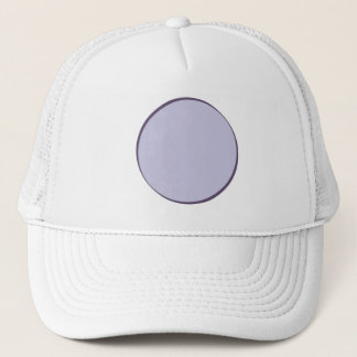 Lilac Dot Trucker Hat