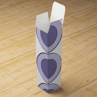Lilac Dot Wine Gift Box