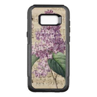 Lilac Dream OtterBox Commuter Samsung Galaxy S8+ Case