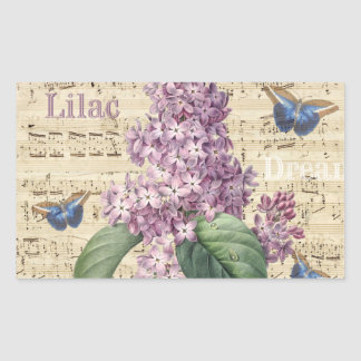 Lilac Dream Sticker