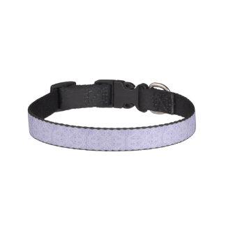 Lilac Elegant flow Pet Collar
