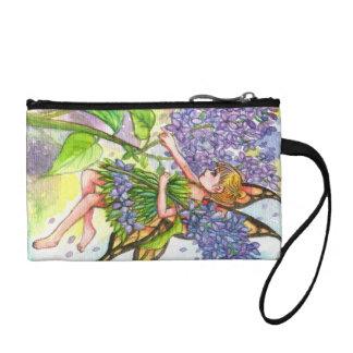 Lilac Fairy Coin Purse