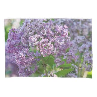 Lilac flowers pillowcase