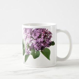 Lilac Flowers Springtime Fragrance Beauty Coffee Mug