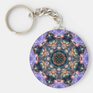 Lilac Jewels 4 Keychain