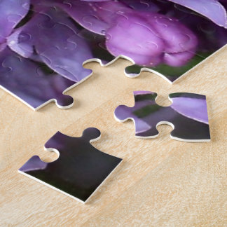Lilac Jigsaw Puzzle