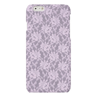 Lilac Lace iPhone 6 Matte Finish Case